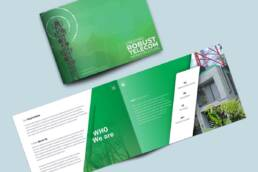 codepecker-portfolio-Greentech brochure